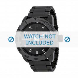 Diesel cinturino dell'orologio DZ4221 Ceramica Nero 26mm