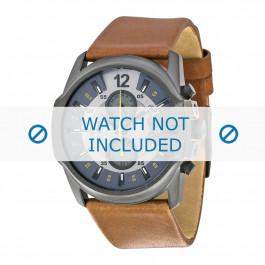 Diesel cinturino dell'orologio DZ4279 Pelle Marrone 26mm