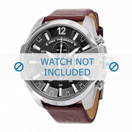 Cinturino per orologio Diesel DZ4290 / DZ1245 Pelle Marrone 26mm