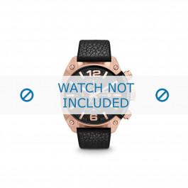 Cinturino per orologio Diesel DZ4297 Pelle Nero 24mm