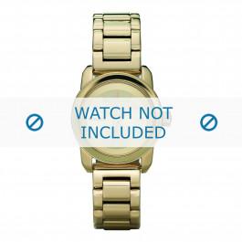 Diesel cinturino dell'orologio DZ5242 Acciaio inossidabile Oro 16mm