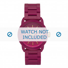 Diesel cinturino dell'orologio DZ5265 Metallo Rosa 20mm