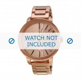 Diesel cinturino dell'orologio DZ5418 Metallo Salito 18mm