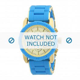 Diesel cinturino dell'orologio DZ5360 Acciaio inossidabile Blu 22mm
