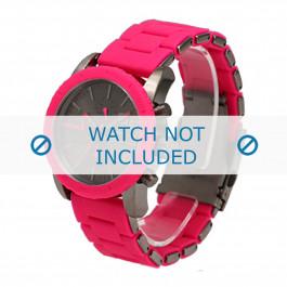 Diesel cinturino dell'orologio DZ5362 Acciaio inossidabile Rosa 22mm