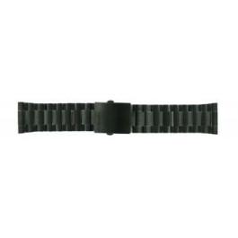 Cinturino per orologio Diesel DZ4180 Acciaio Grigio 27mm