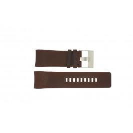 Cinturino per orologio Diesel DZ4029 / DZ4033 Pelle Marrone 28mm