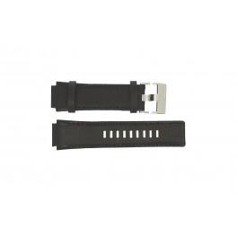 Diesel cinturino dell'orologio DZ4102 Pelle Marrone 21mm