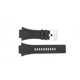 Cinturino per orologio Diesel DZ4172 Pelle Nero 22mm