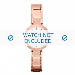 DKNY cinturino dell'orologio NY2400 Metallo Salito 18mm