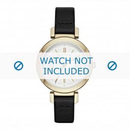 DKNY cinturino dell'orologio NY2587 Pelle Nero