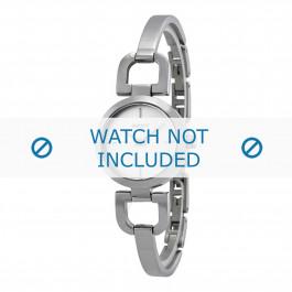 DKNY cinturino dell'orologio / combinazione di casi NY8540 Metallo Argento 8mm