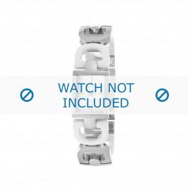 Cinturino per orologio DKNY NY8545 Ceramica Acciaio 18mm