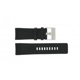 Cinturino per orologio Diesel DZ4031 / DZ4032 / DZ4028 Pelle Nero 29mm