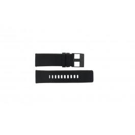 Cinturino per orologio Diesel DZ4311 Pelle Nero 24mm