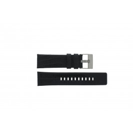 Cinturino per orologio Diesel DZ4372 Pelle Nero 24mm