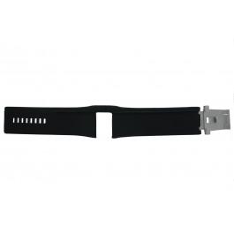 Cinturino per orologio Diesel DZ7033 Pelle Nero 28mm