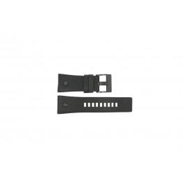 Cinturino per orologio Diesel DZ7127 Pelle Nero 29mm