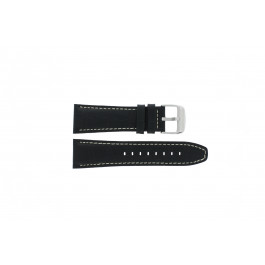 Cinturino per orologio Lotus 15536 Pelle Nero 26mm