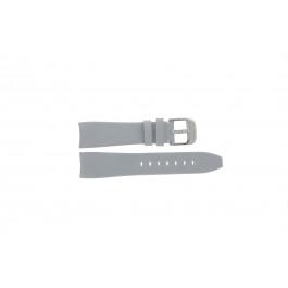 Festina cinturino orologio F16592/2 Pelle Grigio 21mm