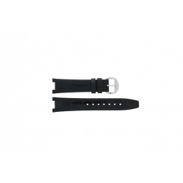 Cinturino per orologio Festina F16734/2 Pelle Nero 9mm