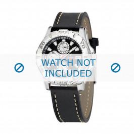 Cinturino per orologio Festina F16243-1 / F16243-6 / F16243-9 Pelle Nero 21mm