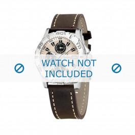 Cinturino per orologio Festina F16243-2 / F16243-8 / F16169-6 Pelle Marrone 21mm