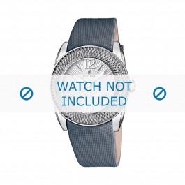 Festina cinturino orologio F16592/5 Pelle Grigio scuro 21mm