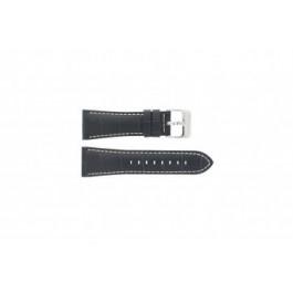 Cinturino per orologio Festina F16235/1 Pelle Blu 28mm