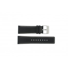 Cinturino per orologio Festina F16363-1 Pelle Nero 26mm