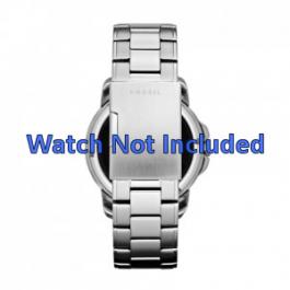 Cinturino per orologio Fossil FS4734 Acciaio 22mm