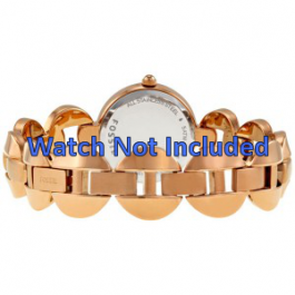 Fossil cinturino orologio ES-3011 Acciaio Oro (Rosé) 24mm