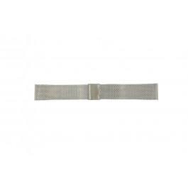 Cinturino per orologio Davis B0810 Acciaio 22mm