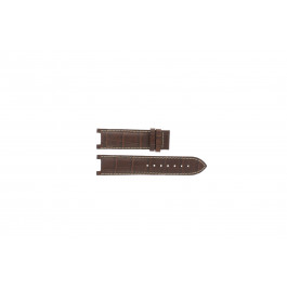 Cinturino per orologio Guess GC31000G1 / GC31000G / X44001G1 / I45003G1 Pelle Marrone 12mm