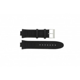 Guess cinturino orologio W17521G2 / U12579G1 / U14002G1 / W19510G1 Pelle Nero 12mm