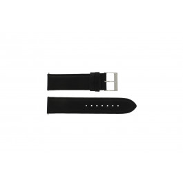 Cinturino per orologio Guess W10562G3 Pelle Nero 22mm