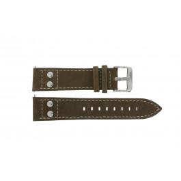 Cinturino dell'orologio H820 Pelle Marrone 22mm