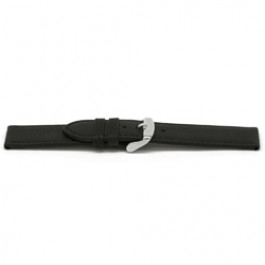 Cinturino per orologio Universale D129 Pelle Nero 14mm