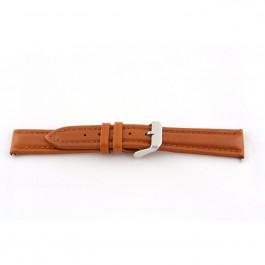 Cinturino per orologio Universale H385 Pelle Cognac 22mm