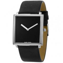 Cinturino per orologio Danish Design IV12Q654 Pelle Nero 27mm
