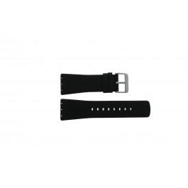Cinturino per orologio Danish Design IV13Q729 Pelle Nero 28mm