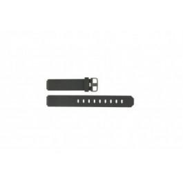 Jacob Jensen cinturino orologio 700 serie  Gomma Grigio scuro 17mm