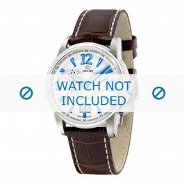 Jaguar cinturino dell'orologio J619/1 Pelle Marrone 22mm
