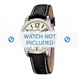 Cinturino per orologio Jaguar J619/3 Pelle Nero 22mm