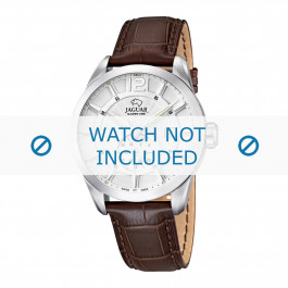 Cinturino per orologio Jaguar J661/1 Pelle Marrone 21mm