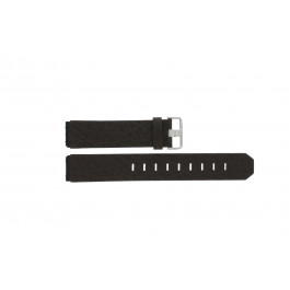 Cinturino per orologio Jacob Jensen 800 / 843 Pelle Marrone 19mm