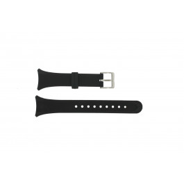 Cinturino per orologio Calypso K5576-6 Gomma Nero 25mm