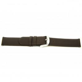 Cinturino per orologio Universale F300 Pelle Marrone 18mm