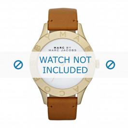 Marc by Marc Jacobs cinturino dell'orologio MBM1218 Pelle Cognac 20mm