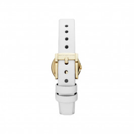 Marc by Marc Jacobs cinturino dell'orologio MBM2050 Pelle Bianco 22mm
